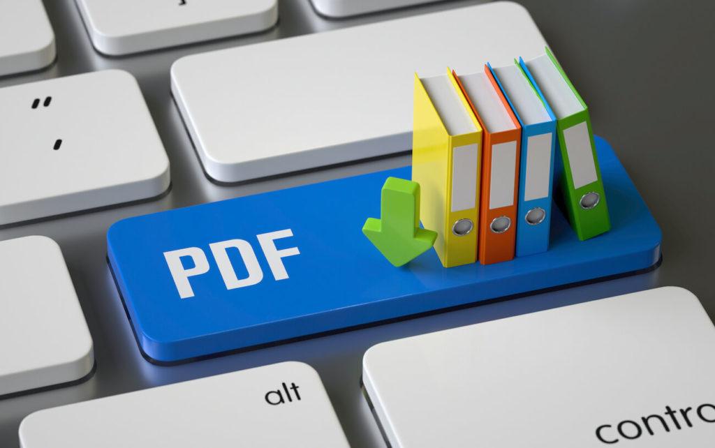 Come creare un PDF modificabile