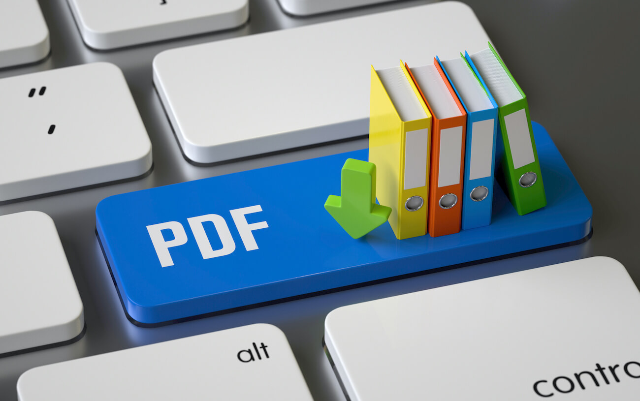 Come creare un PDF modificabile