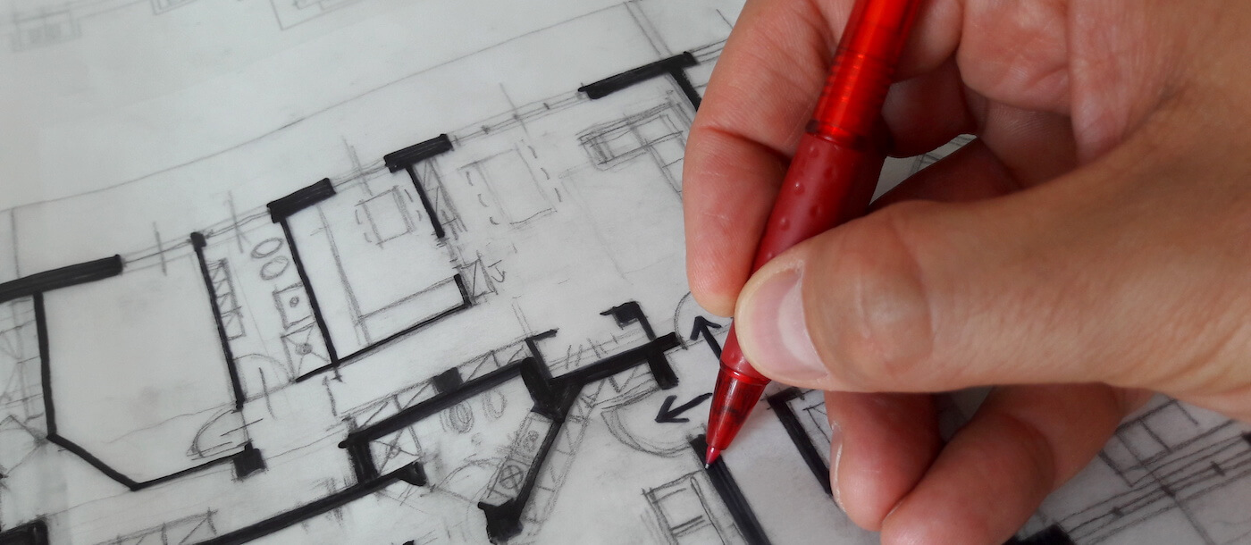 Architetto costi e planimetria tariffaria