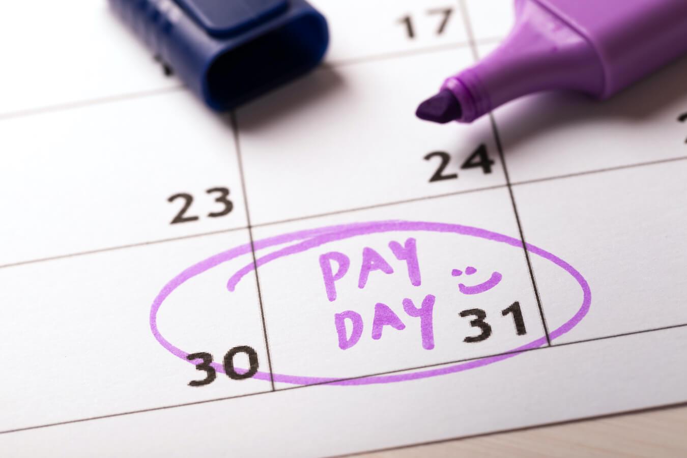 Pay day stipendio alto italia freelance