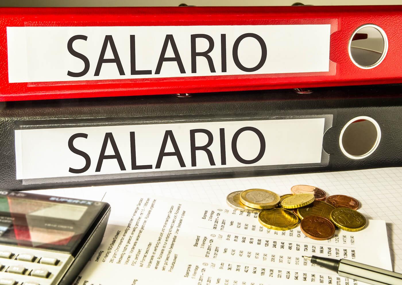 Quale salario stipendio in italia